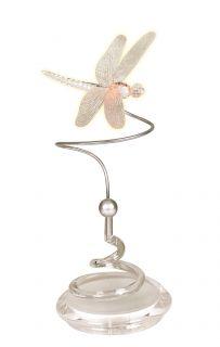 LED Dekotischleuchte Libelle