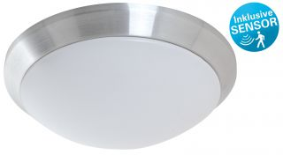 "1 x Glas zu LED Wand-, u. Deckenleuchte ""Boule"" d: 32,5 cm (1094303)"