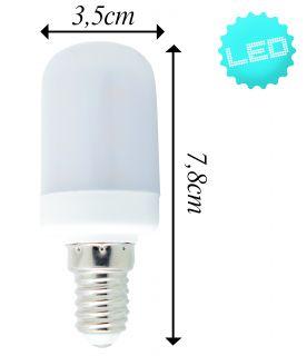 LED-Leuchtmittel E14/4W