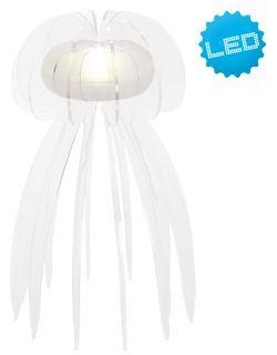 """Tischleuchte """"Jellyfish"""" in weiß"""