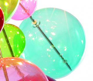 1 x Glasball - groß türkis - zu 7026461