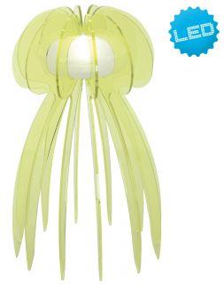 """LED Tischleuchte """"Jellyfish"""" in gelb"""