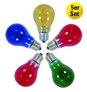 5 Glühlampen für 5151761