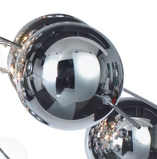 1 x Glasball - groß chrom - zu 7030942