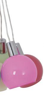 Ersatzglas zu Pendelleuchte 7036061 -  rosé/pink