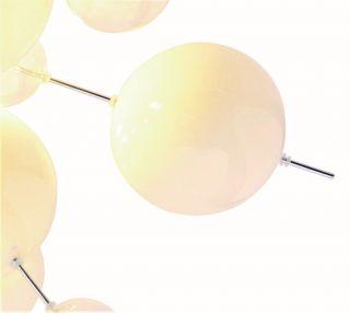 1 x Glasball - groß weiß - 1085123
