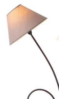 1 x Schirm zu 2041314, Farbe braun