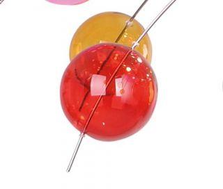 1 x Glasball groß rot zu 7030961