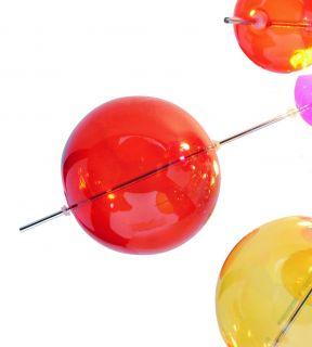 1 x Glasball - rot groß - zu 1085161