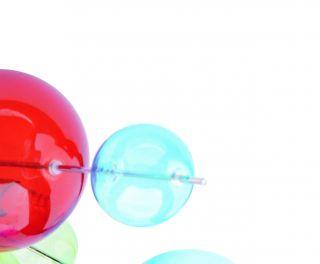 1 x Glasball - klein türkis - zu 1085161