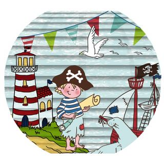 "Japanballon ""Kid Ballon"" d: 40cm Pirat"
