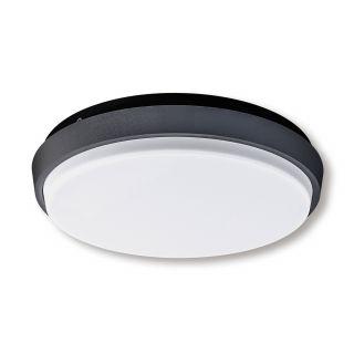 """LED Außenwandleuchte IP54 """"Mio"""" d:17,5cm"""