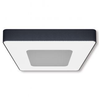 """LED Außenwandleuchte IP54 """"Mio"""" d:27cm mit Bewegungsmelder"""