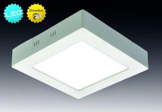 "LED Aufbaupanel dimmbar ""Dimplex"" s:30cm"
