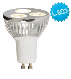 LED-Leuchtmittel GU10/3W