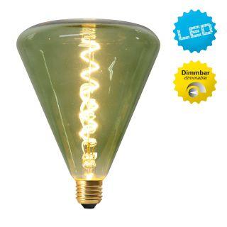 """LED Leuchtmittel """"Dilly"""" E27/4W grün"""