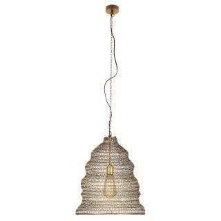 "Metall-Pendelleuchte ""Jodhpur"" d: 40cm"