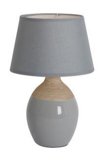 Keramik Tischleuchte h:31cm