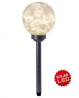 LED Deko-Solarkugel d: 20cm
