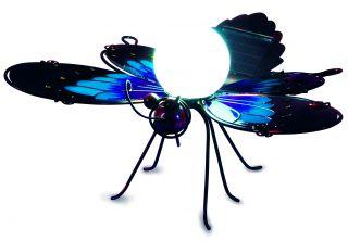 "LED Solar-Dekoleuchte ""Schmetterling"""