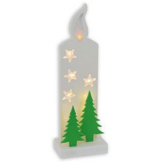 "LED-Deko-Tischleuchte ""Kerze"" h: 40cm"