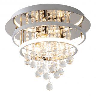 LED Deckenleuchte d: 40cm