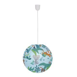 """Japanballon """"Kid Ballon"""" d: 40cm Dschungeltiere"""