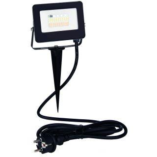 LED-Außenstrahler RGBW + Fernbedienung