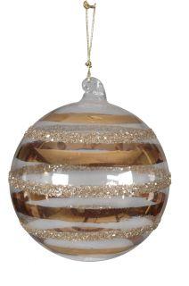 LED Glaskugel