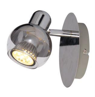 "1er LED-Wand- Deckenleuchten ""Boccia"""