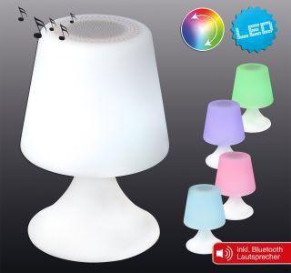 LED Deko-Leuchte mit Bluetooth