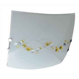 Glasdeckenleuchte