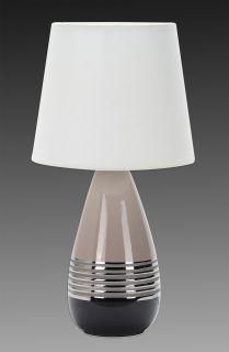 """Keramik-Tischleuchte """"Carrara"""" h: 38cm"""