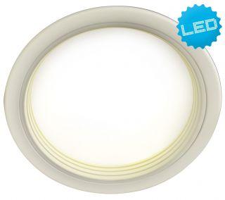 """LED- Deckeneinbauleuchte """"Point"""" d: 19,5cm"""