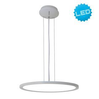 """LED Pendelleuchte """"Frisbee"""" d:40cm"""