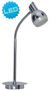 """LED Tischleuchte """"Chromey"""" h:45cm"""