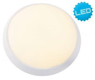 LED Wand- Deckenleuchten d:33cm