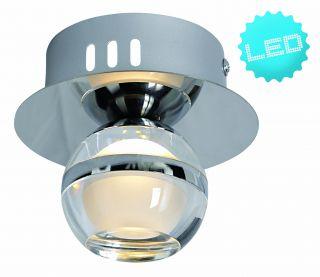 "LED Wand.- u. Deckenspot ""Sphere"""