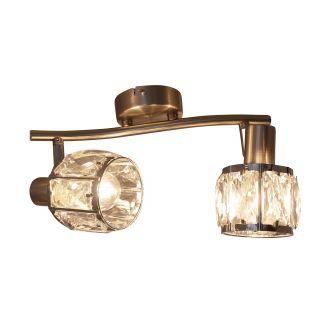"""2er-LED-Spot """"Josefa"""" E14 Filament"""
