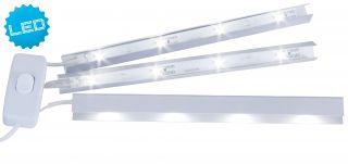 "LED-Glasfachbodenbeleuchtung ""Stripe"""