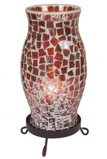 Mosaik-Tischleuchte